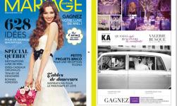 "Publicity in ""Mariage Québec"" Magazine"