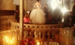 Behind the Scene-Elegant Wedding Photo Shoot