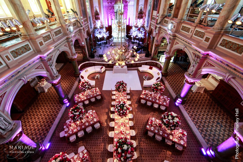 <p>KA Wedding, Planning and Design, musée de l'Amérique Francophone.</p>