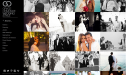 Alexandre & François's Wedding in Grace Ormonde Website